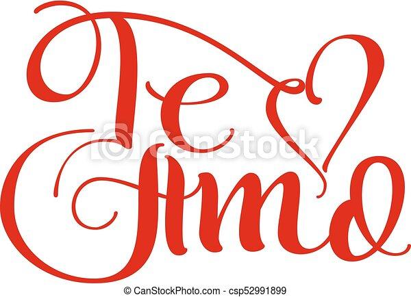 Te Amo Translation Spain Language I Love You Te Amo Translation