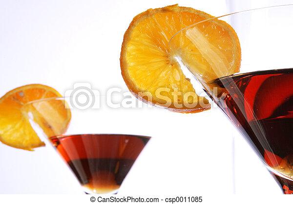 Tea and Orange - csp0011085