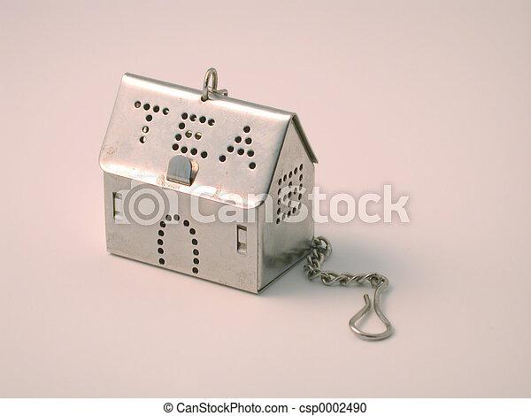 Tea House - csp0002490