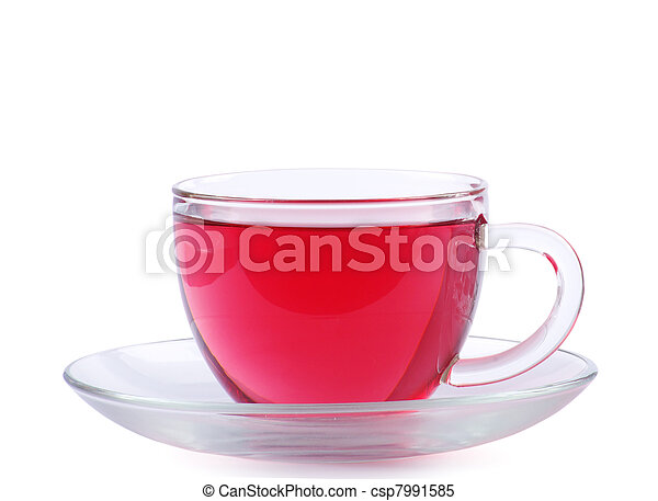 tea in cup - csp7991585