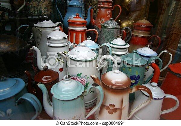 Tea pot - csp0004991