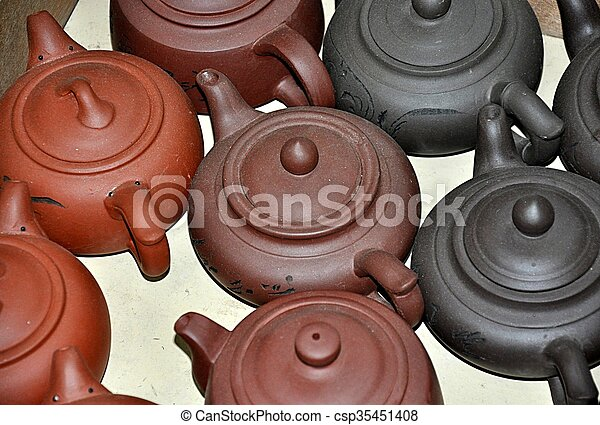tea pot - csp35451408
