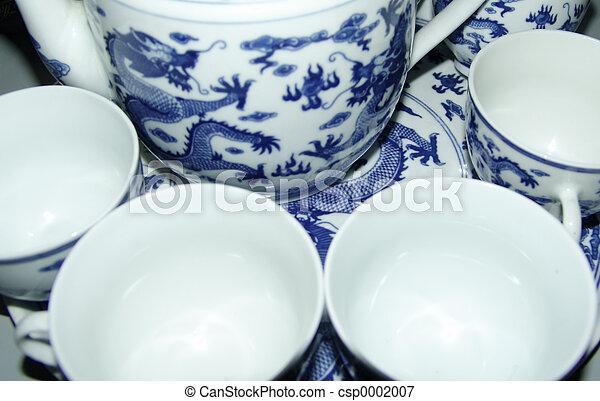 Tea Set - csp0002007