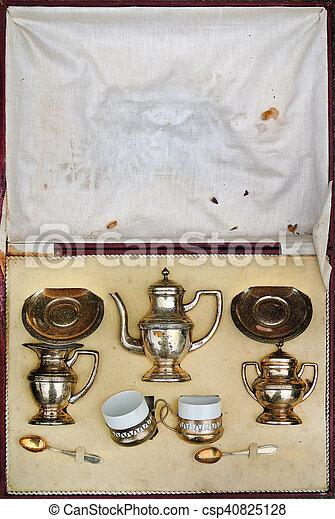 tea set - csp40825128