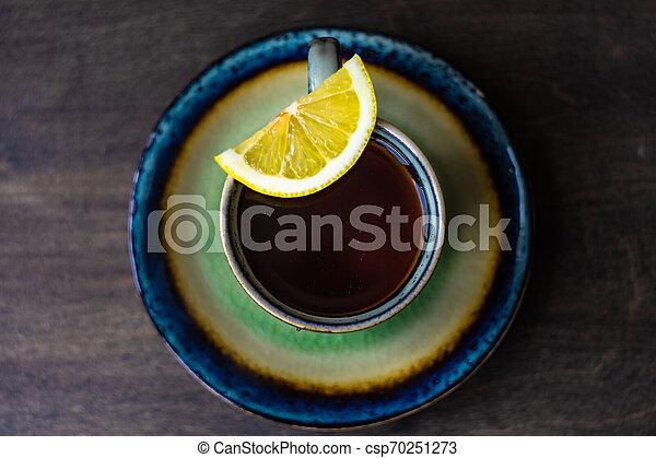 Tea time concept - csp70251273