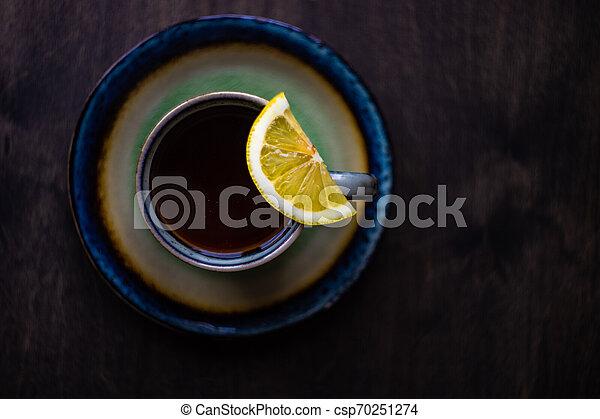 Tea time concept - csp70251274