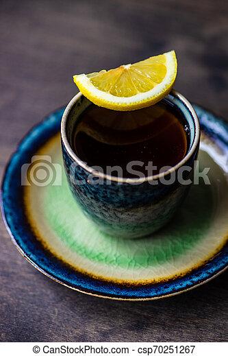 Tea time concept - csp70251267