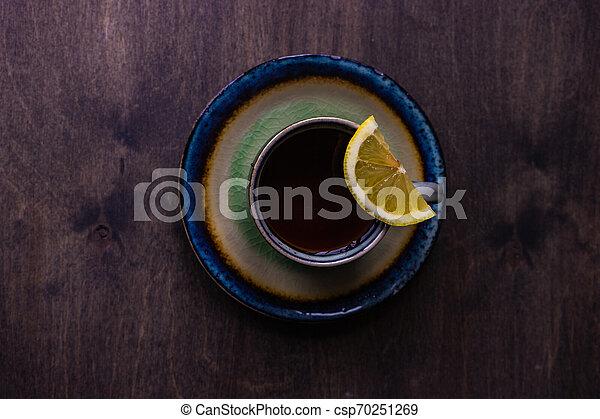 Tea time concept - csp70251269