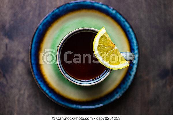 Tea time concept - csp70251253
