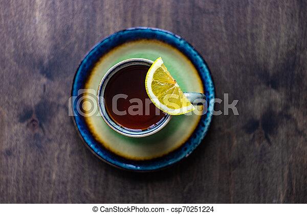Tea time concept - csp70251224