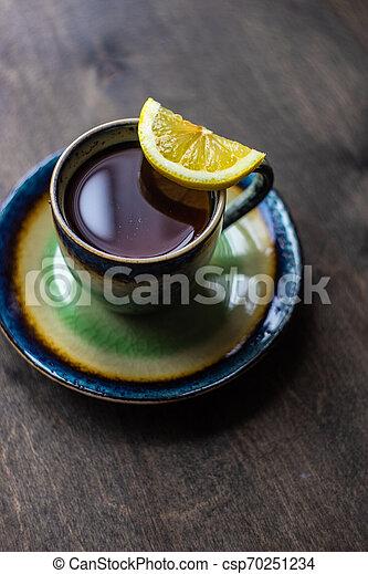Tea time concept - csp70251234