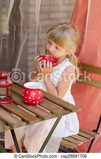 tea time - csp28891706