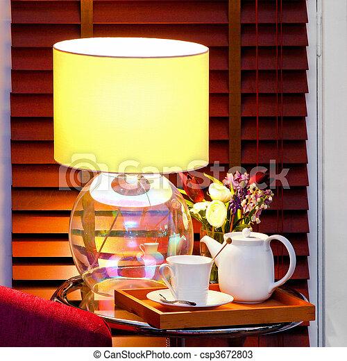Tea time - csp3672803