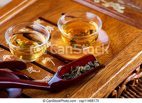Tea .Traditional Chinese Tea Ceremony - csp11468170
