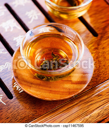 Tea .Traditional Chinese Tea Ceremony - csp11467595