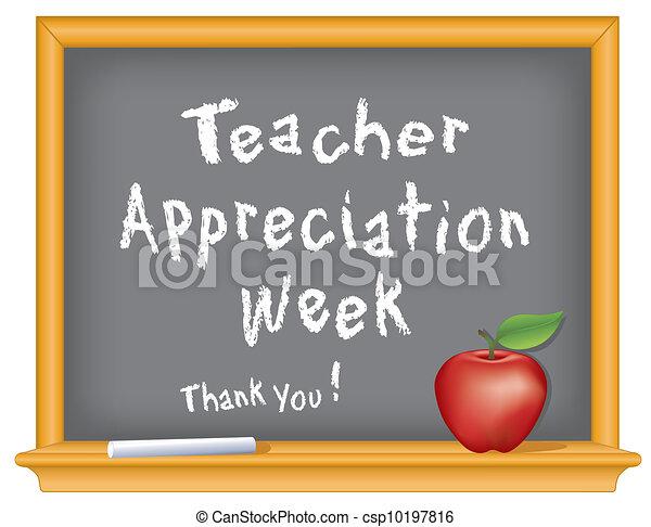 Teacher Appreciation Week - csp10197816