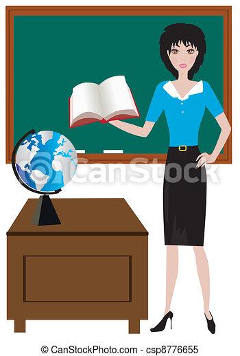 teacher - csp8776655