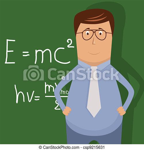 Teacher - csp9215631