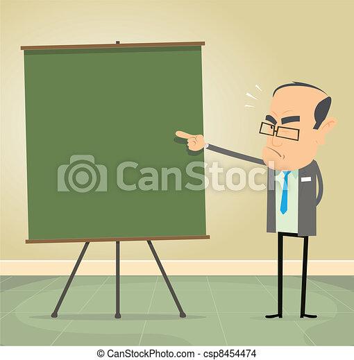 Teaching The Rules - csp8454474