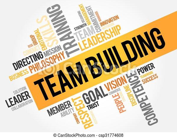TEAM BUILDING - csp31774608