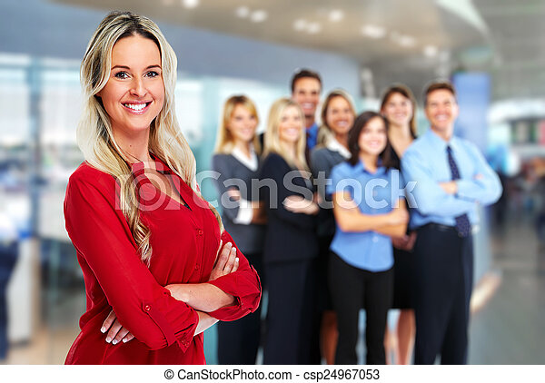 team., business - csp24967053