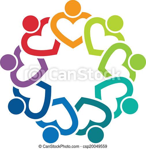 Team Heart 9 image logo - csp20049559