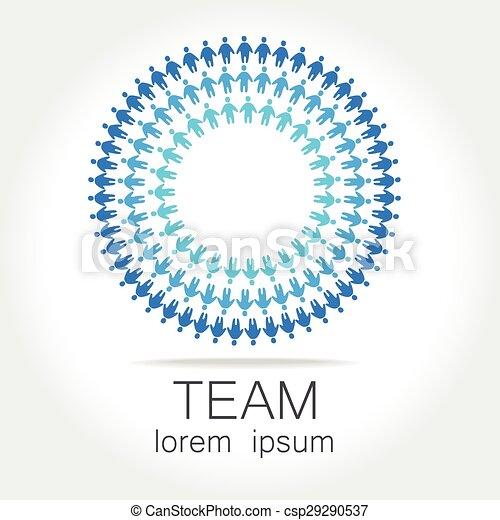 team logo - csp29290537