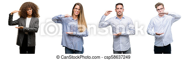 Women with large hands