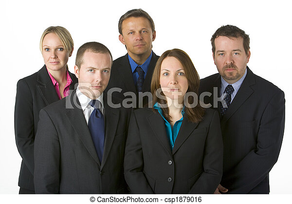 Team Of Business People - csp1879016