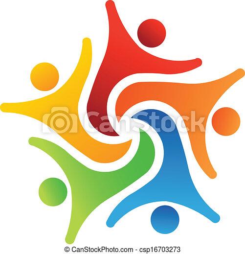 Team Success 6 logo - csp16703273