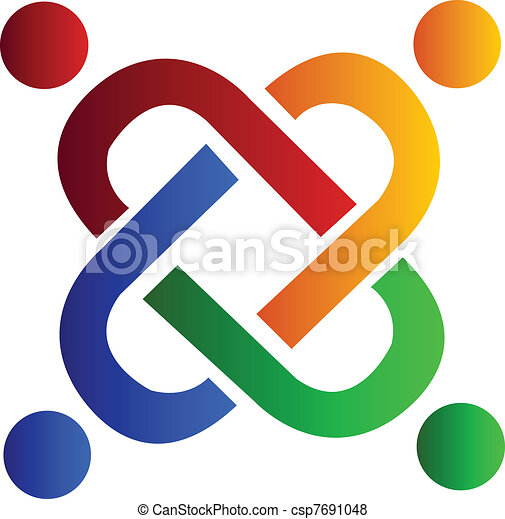 Team union logo - csp7691048
