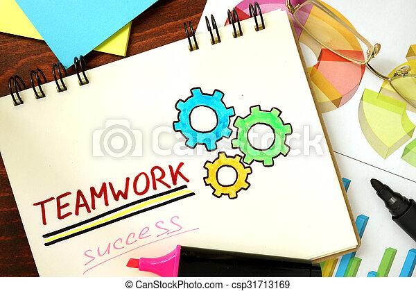 teamwork. Business concept. - csp31713169