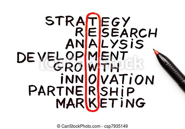 Teamwork Chart - csp7935149