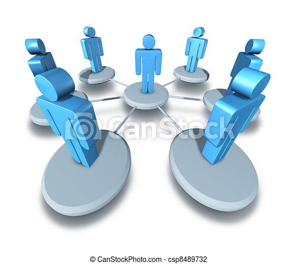 Teamwork - csp8489732