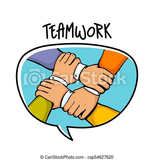 Group Of Managers Discussing Stock Images - Image: 34734114  |Group Cooperation