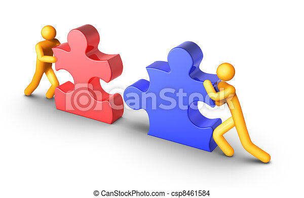 Teamwork - csp8461584