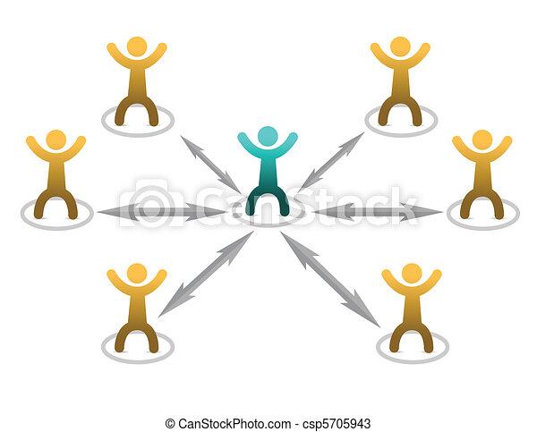 Teamwork - csp5705943