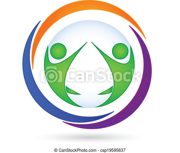 teamwork logo business card teamwork icon business card vectors rh canstockphoto ca business card clipart for bookkeepers business card design clipart