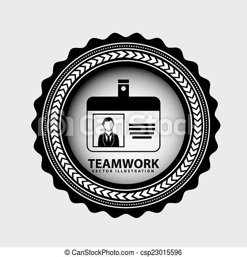 teamwork, projektować - csp23015596