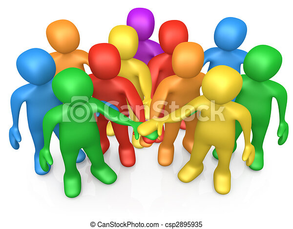 teamwork clipart and stock illustrations 208 000 teamwork vector rh canstockphoto com teamwork clip art quotes snoopy teamwork clipart