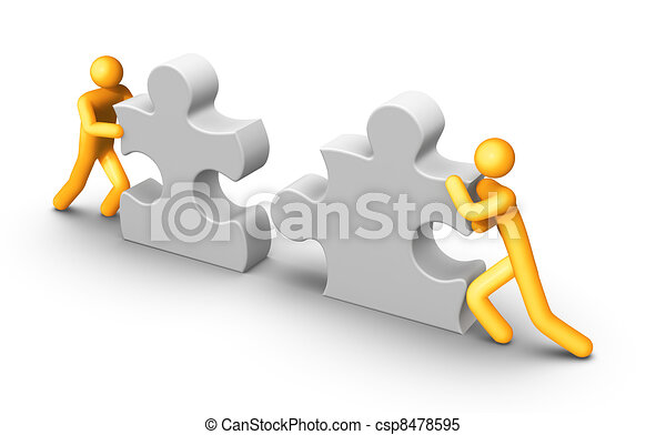 Teamwork - csp8478595