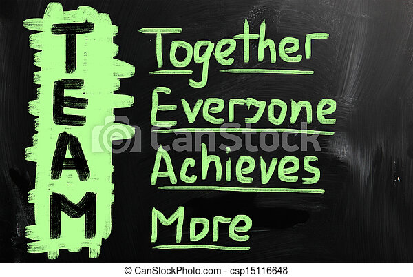Teamwork - csp15116648