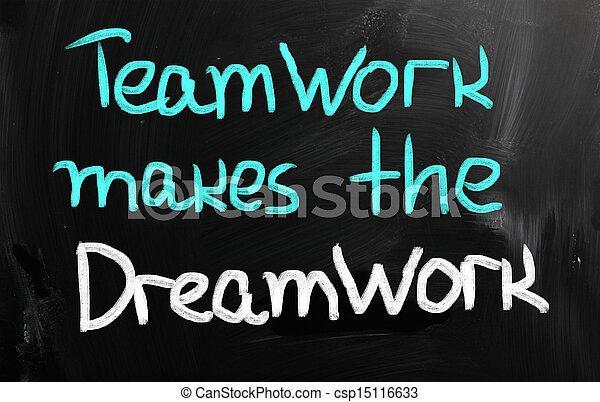 Teamwork - csp15116633