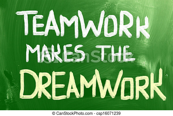 Teamwork - csp16071239