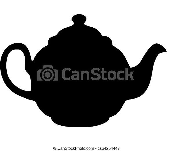 teapot - csp4254447