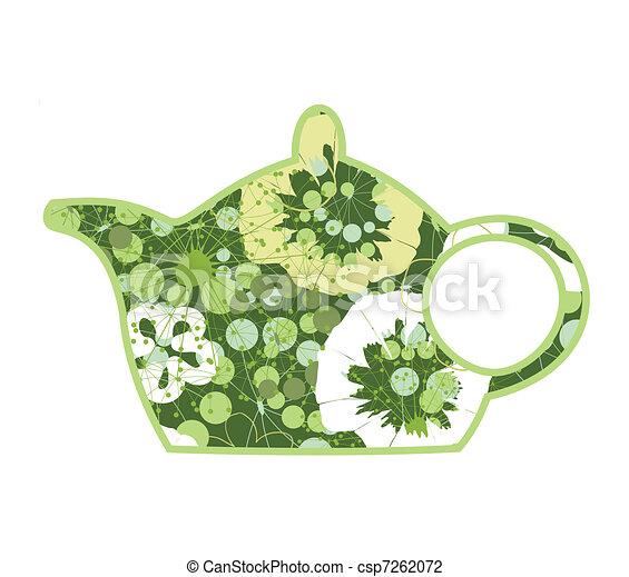 Teapot2 - csp7262072