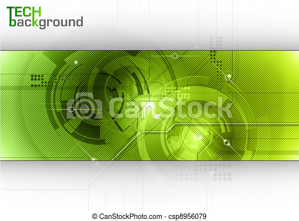 tech background - csp8956079