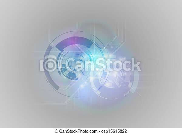 tech background - csp15615822