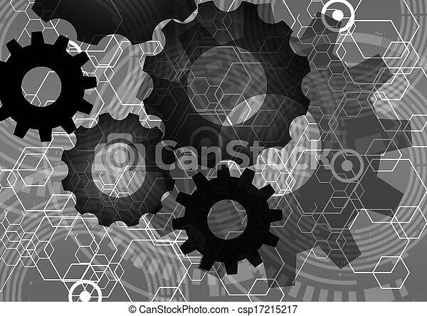tech background - csp17215217