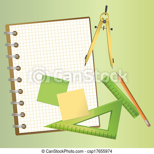 Technical Drawing Equipments  - csp17655974